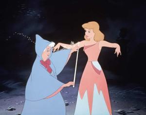 Think Cinderella